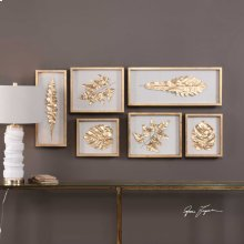 Golden Leaves, Shadow Box, S/6