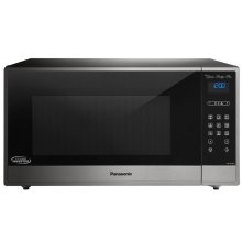 1.6 Cu. Ft. Built-In/Countertop Cyclonic Wave Microwave Oven with Inverter Technology - Stainless Steel - NN-SE785S