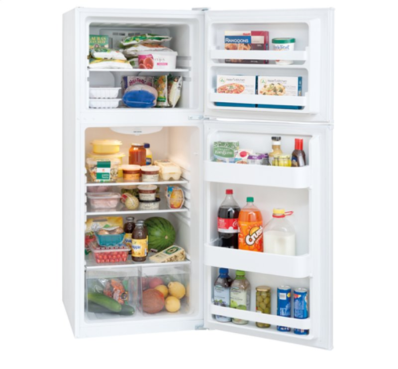 FFET1222QW in White by Frigidaire in Nationwide,NW - Frigidaire 12 ...