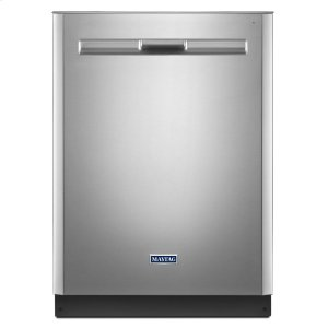 24- Inch Wide Top Control Dish Washer with Most Powerful Motor on the Market - FINGERPRINT RESISTANT STAINLESS STEEL