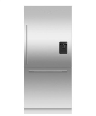 "ActiveSmart Refrigerator 36"" bottom freezer integrated with ice & water - 80""/84"" Tall"