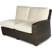 Leeward RF One Arm Loveseat