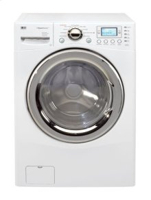 The LG SteamWasher™ with Allergiene™. The largest front load washer available.