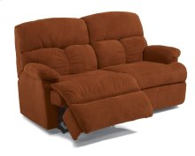 Triton Fabric Reclining Studio Sofa
