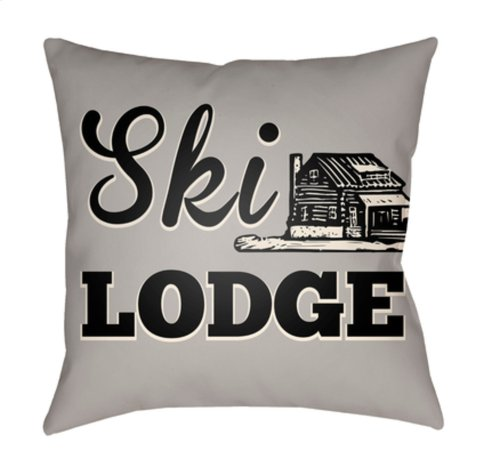 "Lodge Cabin LGCB-2039 26"" x 26"""