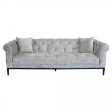 Armen Living Glamour Contemporary Sofa