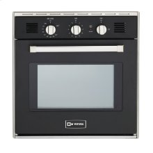 """Black 24"""" Gas Wall Oven"""
