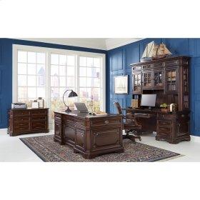 """75"""" Executive Desk Bottom"""