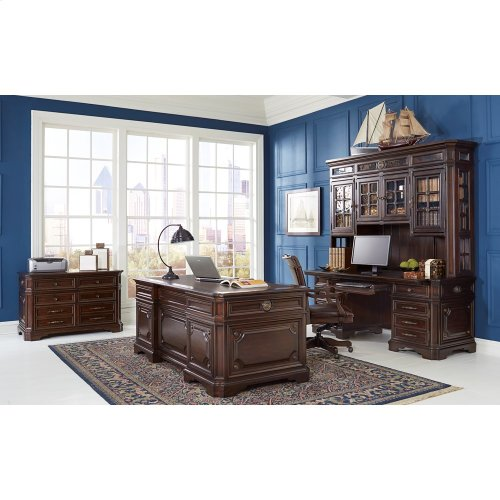 "75"" Executive Desk Top"