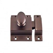 Cabinet Latch 2 Inch - Oil Rubbed Bronze