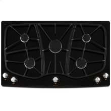 "Gas Cooktop, 36"", Oiled Bronze"