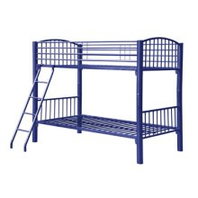 Twin Blue Econo Bunk Bed