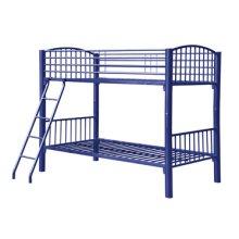 Twin Blue Econo Bunk Bed