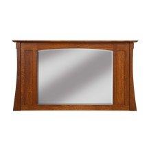 Highland 12 Drawer Dresser Mirror