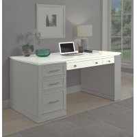 Catalina 60 in. Writing Desk top with PWR Ctr and USB Product Image