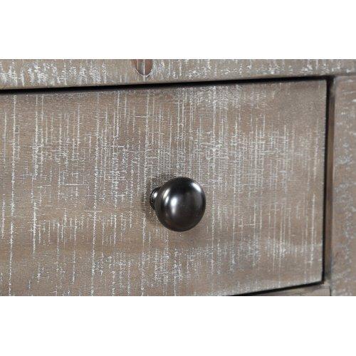 Emerald Home B562-05 Briar Crest Dresser, Cappuccino Gray