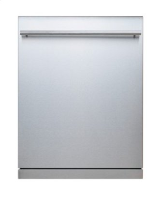 "24"" (60cm) wide stainless steel tall tub dishwasher"