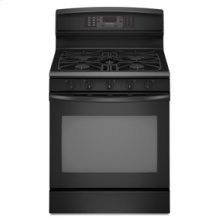 """Largest Oven Capacity in a 30"""" Gas Range - 5.6 cu. ft. True Convection Oven Five Sealed Burners Architect® Series II"""