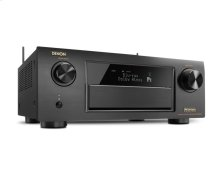 9.2 Channel Full 4K Ultra HD AV Receiver with 11.2 channel processing, Wi-Fi, Bluetooth ® , Dolby Atmos, DTS:X, HDCP2.2/HDR, MultEQ XT32, 8/3 HDMI In/Out, AL24 plus, Monolithic Amplifier Design