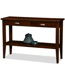 Two Drawer Sofa Table - Laurent Collection #10533