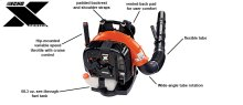 PB-770H Powerful Hip-Mounted Throttle Backpack Leaf Blower