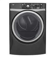 GE® 8.3 cu. ft. Capacity Front Load Electric ENERGY STAR® Dryer with Steam Product Image