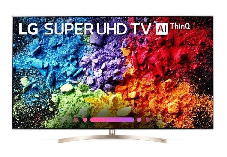 33b88563eb5bb LG Appliances SK9500PUA 4K HDR Smart LED SUPER UHD TV w  AI ThinQ(R) - 65