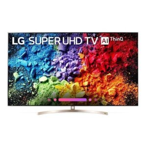 "LG ElectronicsSK9500PUA 4K HDR Smart LED SUPER UHD TV w/ AI ThinQ® - 65"" Class (64.5"" Diag)"