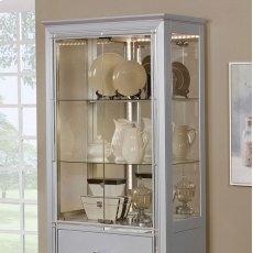 """Alena 36"""" Curio Cabinet Product Image"""