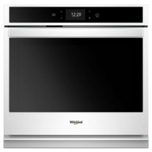 Whirlpool Whirlpool® 5.0 Cu. Ft. Smart Single Wall Oven With True Convection Cooking - White