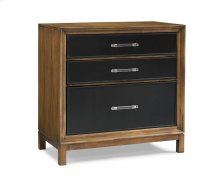 Lawson Filing Cabinet - Wood Option