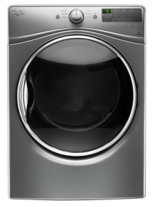 Whirlpool Front Load Laundry Pair in Chrome