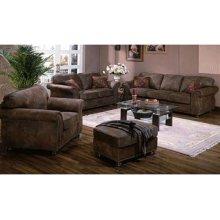 Elk River Sofa, Loveseat, Ottoman & Chair, U9705A