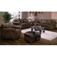 Elk River Sofa, Loveseat, Ottoman & Chair, U9705A
