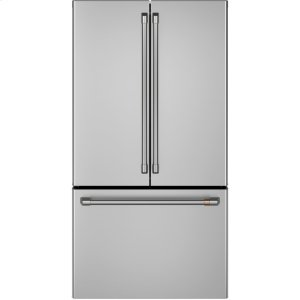 Cafe AppliancesCaf(eback) ENERGY STAR (R) 23.1 Cu. Ft. Smart Counter-Depth French-Door Refrigerator