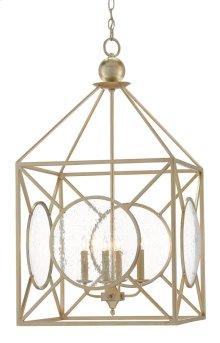 Beckmore Silver Lantern