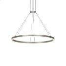 """Double Corona 48"""" LED Ring Pendant Product Image"""