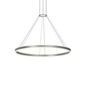 """Double Corona(tm) 48"""" LED Ring Pendant Product Image"""