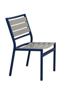 Cabana Club Aluminum Slat Side Chair