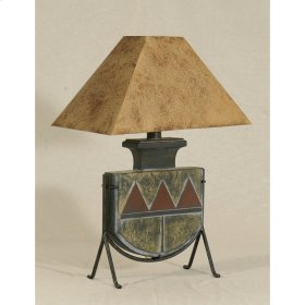 "25""h Table Lamp"