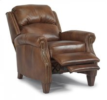 Whistler Leather Power High-Leg Recliner