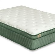 Queen-Size Harmony Euro Pillow Top Mattress Product Image