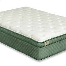 Queen-Size Harmony Euro Pillow Top Mattress
