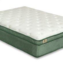 Queen-Size Harmony Euro Pillow Top Mattress