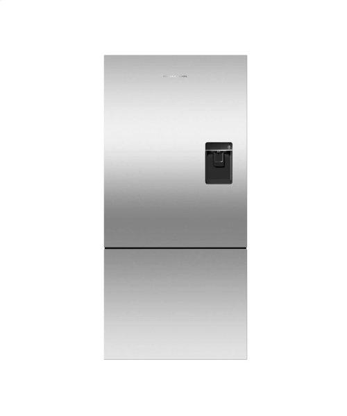 Counter Depth Refrigerator 17.5 cu ft, Ice & Water
