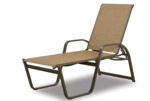 Four-Position High Bed Lay-flat Stacking Chaise