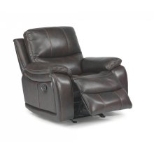 Woodstock Fabric Gliding Recliner