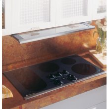 "GE Profile™ Series 36"" Slide-Out Vent Hood"