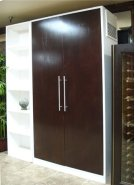 Custom Wine Cabinet - Scratch n Dent Product Image