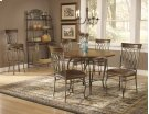 "Montello 5pc 45"" Dining Set Product Image"